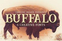 Buffalo Typeface Product Image 1
