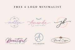 Amstonish Signature | Free 6 Logo minimalist Product Image 3