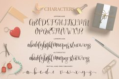 Mellany Typeface Product Image 3