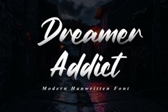 Dreamer Addict Product Image 1