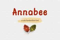 Annabee Product Image 1