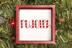 Santa's Reindeer Names Cut File BUNDLE- SVG & PNG Product Image 5
