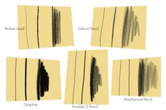 Pencil Brushes for Procreate Product Image 5