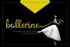 Ballerine Script Product Image 1