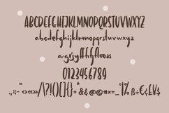 Web Font Laguna - Unique Handwritten Font Product Image 3