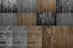 12 files - wooden grunge textures/backgrounds Product Image 1