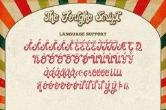 Retro Font - The Foughe Script Product Image 3