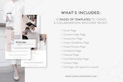 Welcome Packet Canva Template Product Image 2