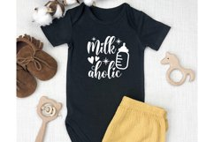 Baby SVG Bundle, New Born Baby SVG, Cute Baby Sayings Product Image 3