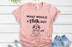 Funny Sleepy Quote SVG Bundle Volume 1 | Nap Quotes Product Image 9