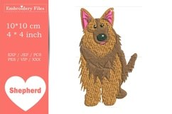 Dogs - Mini Bundle - Embroidery Files Product Image 2