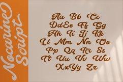 Nocarine Bold Script Product Image 6