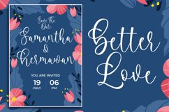 Camerline - Modern Calligraphy Font Product Image 3
