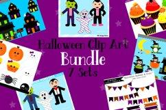 Halloween Clipart Graphics Bundle, Illustrations Product Image 1