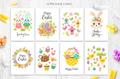 Easter vector collection Product Image 6