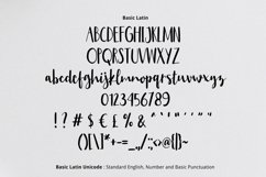 Manise Lovely Script Font Product Image 2