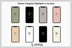 FLORAL Instagram Story Highlight Icons Product Image 5