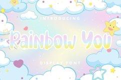 Rainbow You Product Image 1