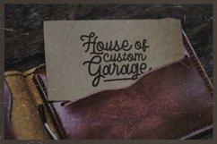 Baratayuda - Authentic Handwriting Font Product Image 4