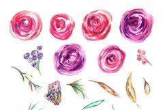 Nadila Watercolor Florals Product Image 2