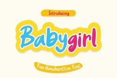 Babygirl Regular Product Image 1