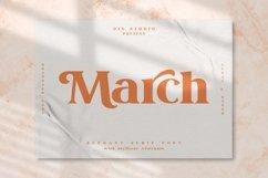 March Elegant Serif Font Product Image 1