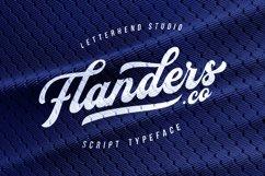Flanders Script Product Image 1