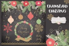 Vintage color christmas design Product Image 1