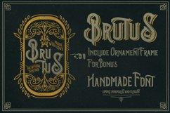 Brutus Typeface Product Image 2