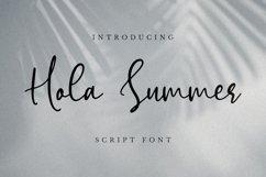 Hola Summer Font Product Image 4