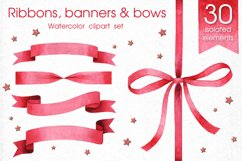 Ribbons, Banners & Bows set Product Image 1