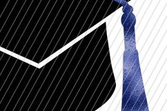 Blue Graduation Bundle Files / PNG, DXF, SVG / 14 Files Product Image 5