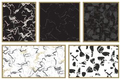 Marble Stone Seamless Patterns Product Image 5