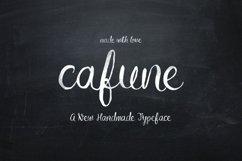 Cafune Script Product Image 1