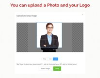 Email Signature Template Clickable Editable, Gmail Outlook Product Image 2
