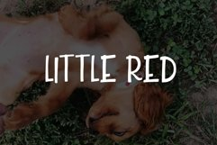Little Red Product Image 1