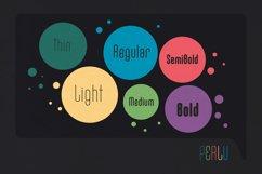 Perlu - Fun & Casual sans serif Product Image 3