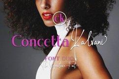 Concetta Kalvani // Signature & Serif Product Image 1