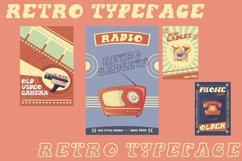 Hofisem Retro Serif Typeface Product Image 6