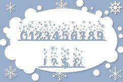 Christmas Mornings | Winter & Christmas Font with Extras Product Image 3