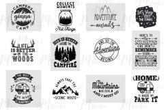 Camping SVG Bundle, Best Seller. Product Image 2