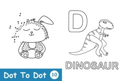 Worksheet animals and coloring book Product Image 11