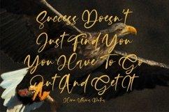 Satisfield - Signature Script Font Product Image 14