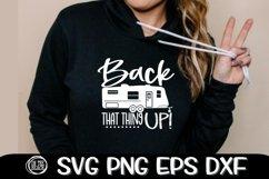 MEGA Camping Bundle VOL 2 -50 Designs - SVG PNG EPS DXF Product Image 3