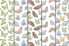 Watercolor butterflies 2 Product Image 4
