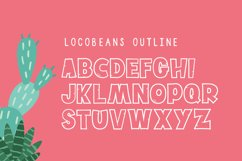 Locobeans Font Duo Product Image 3