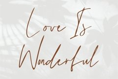 Butterfly - A Handwritten Signature Font Product Image 2