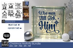 Christmas Nativity - Christmas SVG files for Crafters Product Image 3
