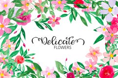 Delicate flowers Product Image 1