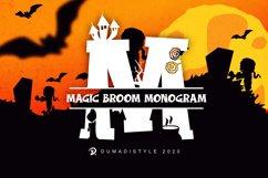 Magic Broom - Monogram Product Image 1